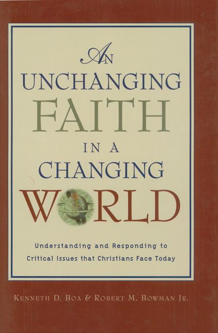 An Unchanging Faith