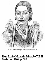 The Elect Lady, Mrs. Emma Smith