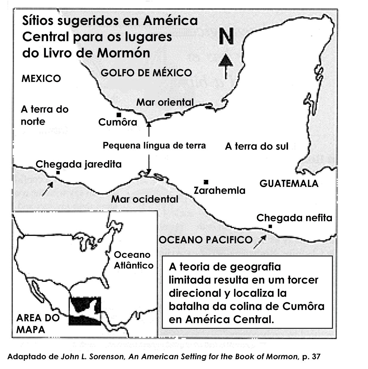 A Teoria de Geografia Limitada
