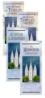 Mormon Pamphlets