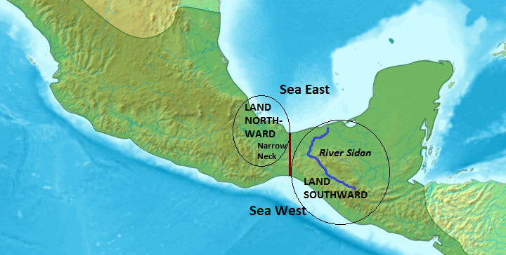 John Sorenson's Tehuantepec-Centered Model of Book of Mormon Geography