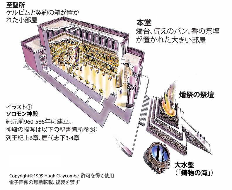 Temple of Solomon Japanese