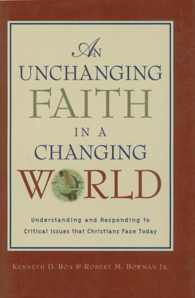 An Unchanging Faith