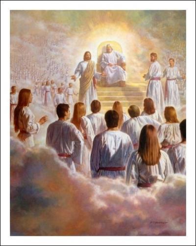 Mormon Heaven