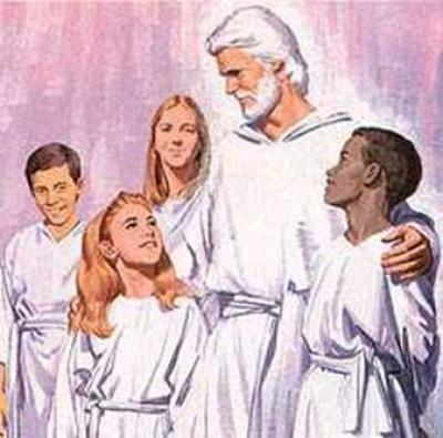 Heavenly Father And Children