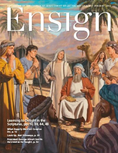 Ensign Magazine
