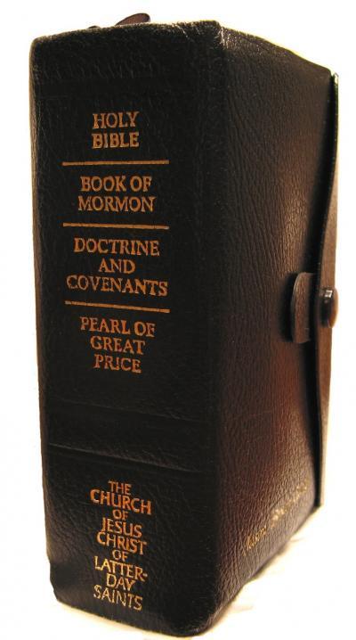 The Mormon Bible