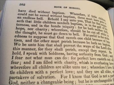 Moroni's New Testament