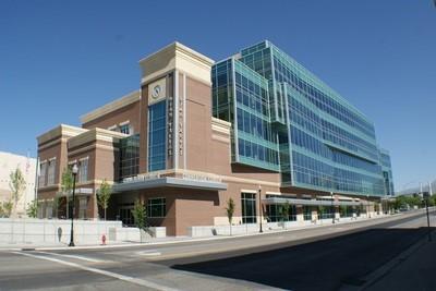 Utah Valley Convention Center in Provo, Utah