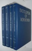 Four-volume set of Encyclopedia of Mormonism